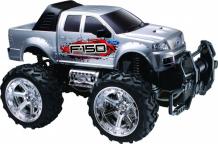 Купить eztec машинка на радиоуправлении ford f-150 1:8 24920