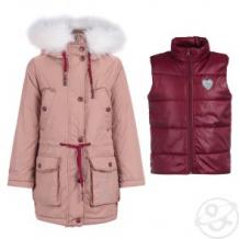 Купить куртка boom by orby, цвет: бежевый ( id 11118524 )