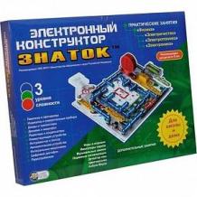 Электронный конструктор Знаток 999 схем ( ID 104085 )