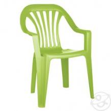 Детский стул Бытпласт, цвет:зеленый ( ID 3197930 )
