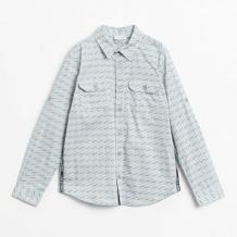 Купить рубашка coccodrillo, цвет: серый ( id 12805810 )