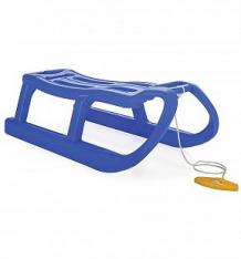 Купить санки pilsan snow monster sledge, цвет: синий ( id 9979581 )