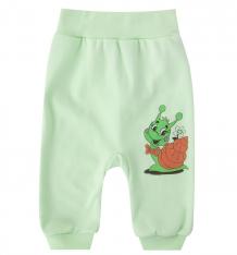 Купить брюки babyglory лесные жители, цвет: салатовый ( id 8559853 )
