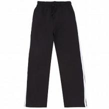 Купить брюки спортивные белый слон, цвет: черный ( id 10807484 )