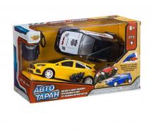 Купить yako набор радиоуправляемых машин автотаран м86721 м86721