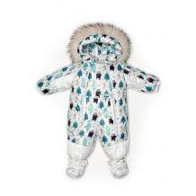 Купить malek baby комбинезон-трансформер медведи-елочки 145шм/2 145шм/2