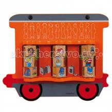 Купить деревянная игрушка beleduc настенный игровой элемент дети 23641