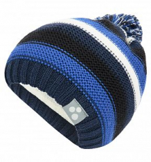 Купить шапка huppa neon, цвет: синий ( id 9569691 )