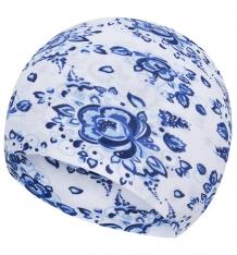 Купить шапка апрель, цвет: голубой угш951804н
