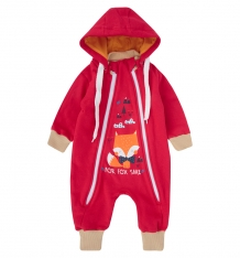 Купить комбинезон newborn лисенок, цвет: красный ( id 9900519 )