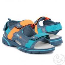 Купить босоножки kdx, цвет: голубой ( id 11714458 )