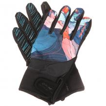 Купить перчатки сноубордические женские dakine electra glove daybreak мультиколор,черный ( id 1196359 )