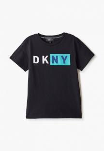 Купить футболка dkny dk001ebicgz8k10y