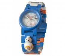 Купить часы lego star wars episode 7 наручные с минифигурой bb-8 на ремешке 8020929
