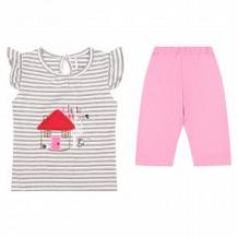Купить комплект туника/лосины bony kids, цвет: мультиколор ( id 11369422 )