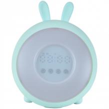 Купить светильник artstyle ночник с часами soft-touch tl-170t