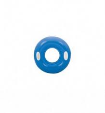 Купить надувной круг intex глянцевый с ручками голубой, 76 см ( id 5620861 )