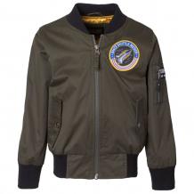 Купить куртка ixtreme by broadway kids, цвет: хаки ( id 8414347 )