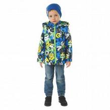Купить куртка alpex, цвет: синий/желтый ( id 12499912 )