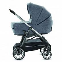Купить коляска 4 в 1 inglesina aptica system quattro на шасси aptica graphite blue navy, цвет: голубой ( id 12278038 )
