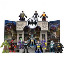 Купить игровой набор imaginext поп-ап бэтмен ( id 17526154 )