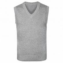 Купить жилет zattani, цвет: серый ( id 9211831 )