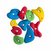 Купить kett-up зацепы скалодромные цветные 10 шт. ku144