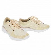 Купить кроссовки ascot cassiopea, цвет: золотой ( id 8807623 )