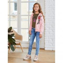 Купить luminoso джинсы для девочки фламинго 918088 918088