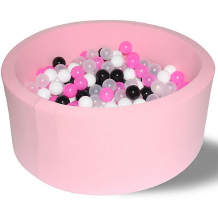 """Купить сухой бассейн hotenok """"розовая пантера"""" 40 см, 200 шариков 9633888"""