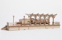 Ugears 3D-Пазл Перрон 196 деталей