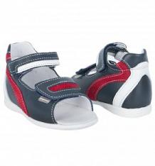 Купить сандалии скороход, цвет: черный ( id 9950904 )