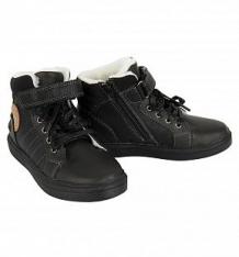 Купить ботинки twins, цвет: черный ( id 9542928 )