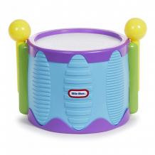 Купить музыкальный инструмент little tikes игрушка барабан с палочками