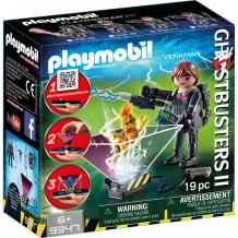 Купить конструктор playmobil охотник за приведениями - питер вэнкман 9347pm
