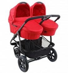 Купить люлька для двойни cozy dou, цвет: red ( id 441813 )
