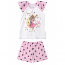 Купить babycollection пижама для девочки (майка, шорты) принцесса-луна 603/pjm004/sph/k1/010/p1/p*d