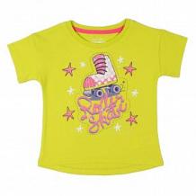 Купить футболка cherubino, цвет: салатовый ( id 12581200 )