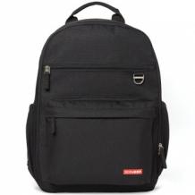 Купить рюкзак для мамы skip hop duo signature, черный skip hop 997073272
