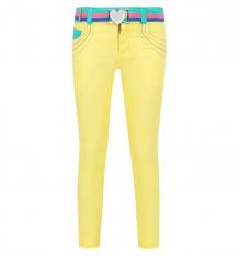 Купить брюки bellbimbo, цвет: желтый ( id 2810687 )