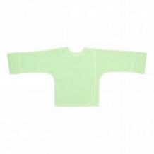 Купить распашонка чудесные одежки, цвет: салатовый ( id 12491800 )