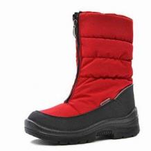 Купить сапоги nordman gloss, цвет: красный ( id 12031912 )