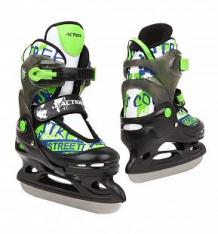 Купить коньки хоккейные action sport pw-211f размер:26-29, цвет: черный ( id 7356817 )