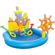 Игровой бассейн Кораблик с принадлежностями для игр, Bestway ( ID 5486905 )