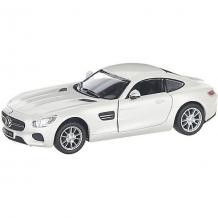 Купить коллекционная машинка serinity toys mercedes-amg gt, белая ( id 13233291 )