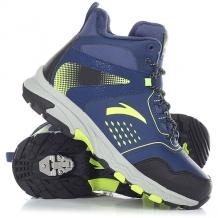 Купить ботинки зимние детские anta w31746911-2 blue синий,черный ( id 1194034 )