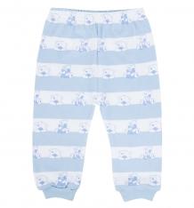 Купить брюки чудесные одежки голубые мишки, цвет: белый/голубой ( id 10075644 )