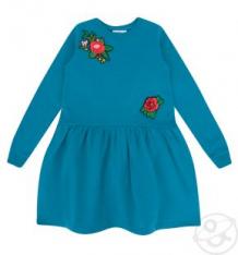 Купить платье winkiki, цвет: бирюзовый ( id 10079649 )