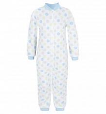 Купить комбинезон чудесные одежки 540151, цвет: белый/голубой ( id 5791969 )