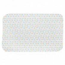 Купить звездочка пеленка машинки 80 х 120 см, цвет: синий ( id 10671194 )